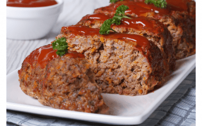 The Butcher's Wife's Best-Ever Meatloaf