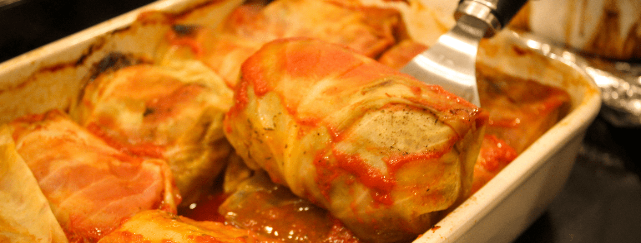 The Butcher's Wife's Cabbage Rolls